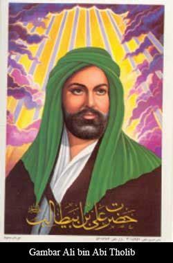 gambar ali bin abi thalib kehidupan sang perantau