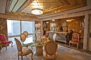trumps penthouse inside donald and melania trump s manhattan apartment mansion huntto com