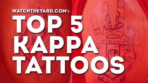 kappa alpha psi tattoo nupes tatted up top five kappa alpha psi tattoos