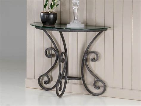 table console fer forge