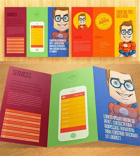 cara membuat kolase yang menarik cara membuat desain brosur yang menarik ayuprint co id