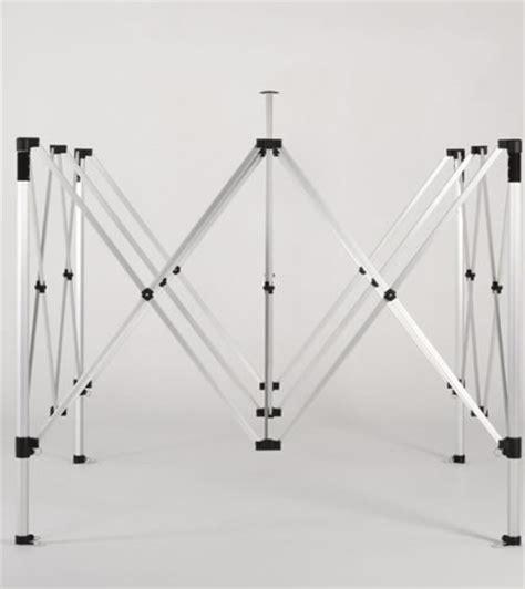 gazebi pieghevoli prezzi gazebo pieghevole 3x3 rosso alluminio 40mm con teli