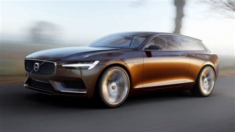 photos volvo concept estate a 2 door sport wagon