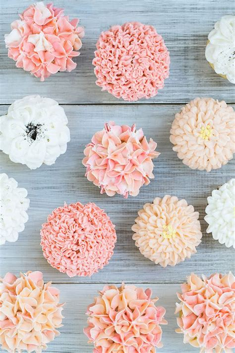floral frosting cupcakes recipe inspiration cupcake