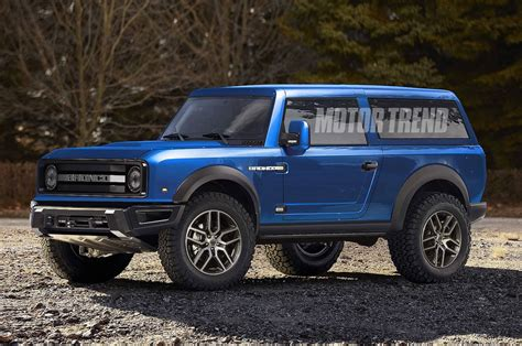 2020 Ford Bronco With Removable Top by 2021 Ford Bronco Will Reportedly Get A Removable Top And