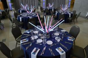 how great are these light saber centerpieces they