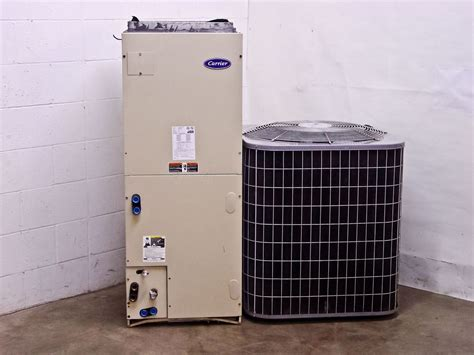Ac Carrier carrier fb4anf060 hvac carrier electric unit and ac condenser as is recycledgoods