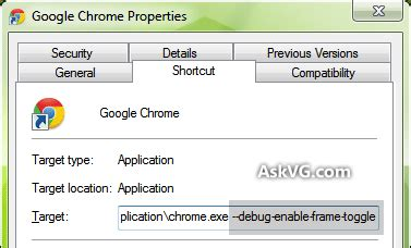 theme google chrome glass tip add an option to toggle aero glass frame on or off
