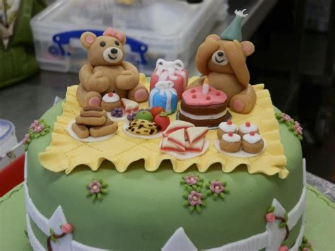 teddy bears picnic cake teddy bears picnic cakes pinterest teddy bears picnic picnics