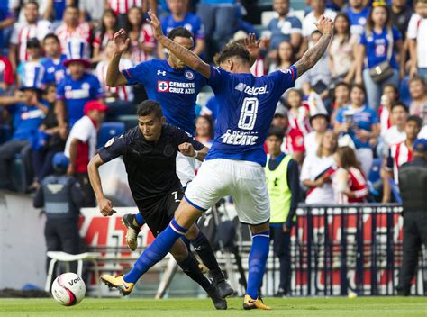 video resumen cruz azul vs chivas apertura 2017