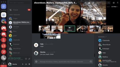 discord voice chat ボイスチャットツールのdiscord ビデオ通話と画面共有機能をユーザーの一部に提供開始