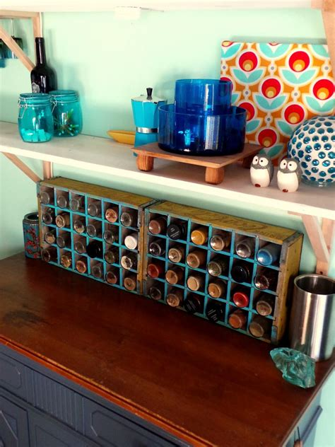 diy spice rack solutions 15 creative spice storage ideas hgtv