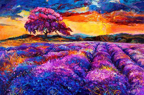 lavendar paint peinture 224 l huile originale de chs de lavande sur