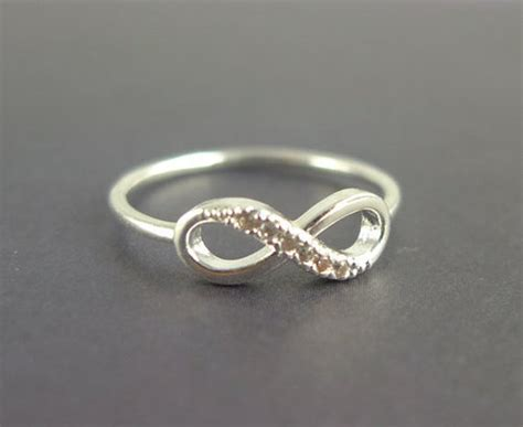 infiniti ring infinity ring on
