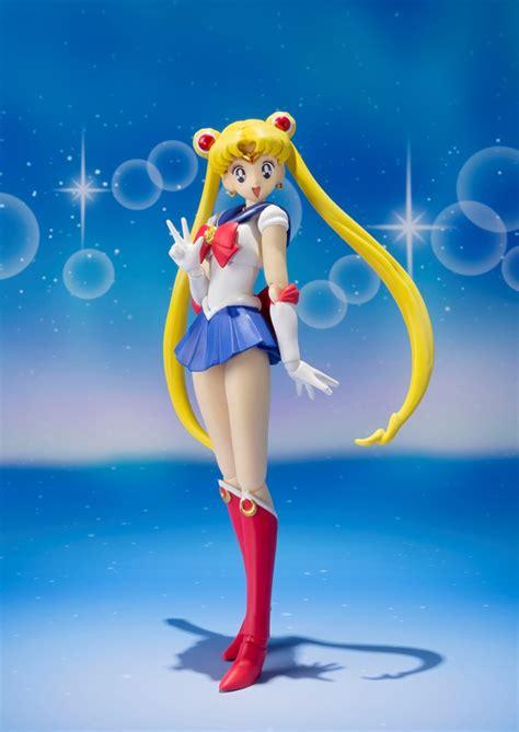 Sailor Moon Figure Sailormoon Tanpa Box sailor moon s h figuarts in original anime coloursailor