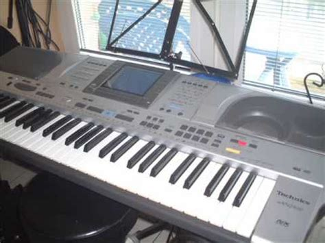 Keyboard Technics Kn 2600 quot jonny walker quot m m westernhagen gespielt auf dem technics keyboard kn 2400 cover