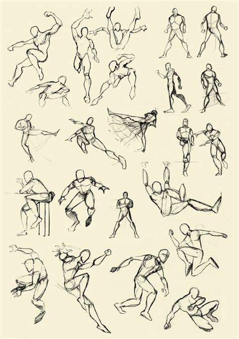Drawing References Poses by Drawing Magic Drawings Anatomy