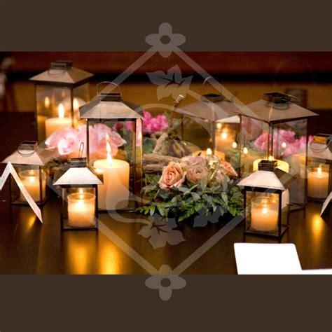 faroles  velas  centro de mesa centros de mesa