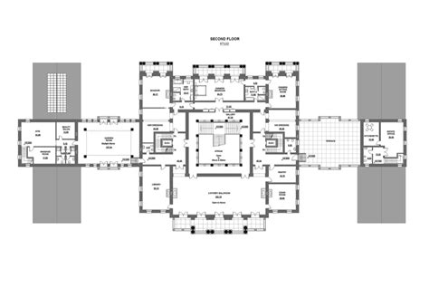 house plans for mansions a hotr reader s 50 000 square foot mega mansion design
