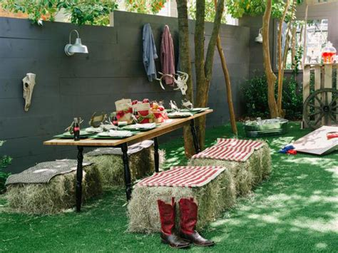 backyard wedding bbq country wedding decor southern lifestyle celebrity