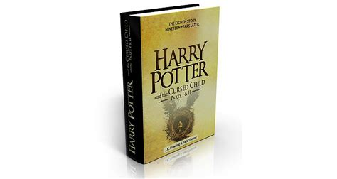 libro harry potter and the ufficiale in arrivo il libro di harry potter and the cursed child portus