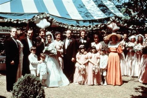 godfather tradition the godfather top 10 wedding time