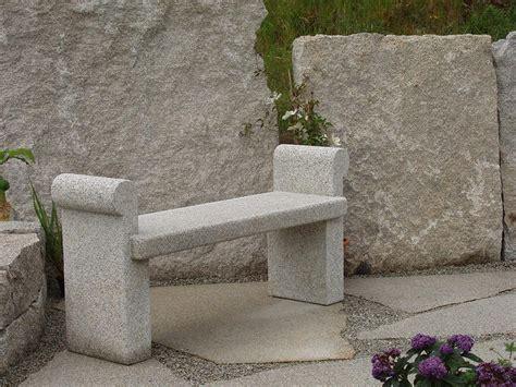 granit bank der flossenb 252 rger granit granit in form helgert granit