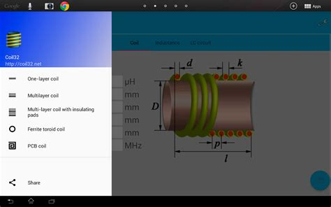 toroid inductor calculator software coil32 the coil inductance calculator 28 images inductance of air inductor calculator 28