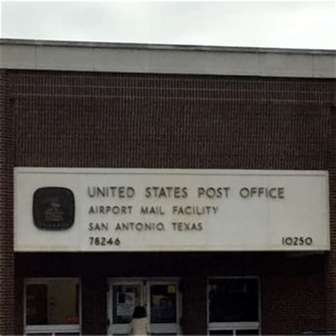 San Antonio Post Office by United States Post Office 14 Reviews Post Offices