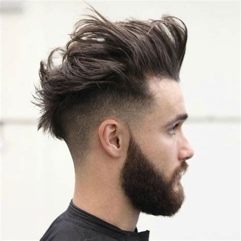 wrong mens haircut for long face and side profile men s hairstyles for oval faces oval face haircuts oval