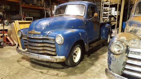 1951 Chevrolet Truck Parts 1951 Chevrolet Truck 3100 Patina Ad 235 Ratrod Shop