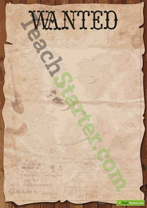printable poster board borders wanted poster template page borders labels pinterest
