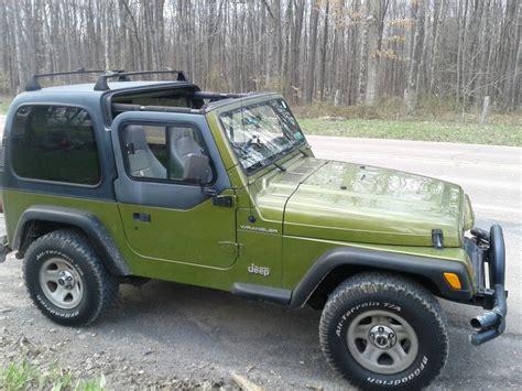 Jeep Wrangler 1997 1997 Jeep Wrangler Overview Cargurus