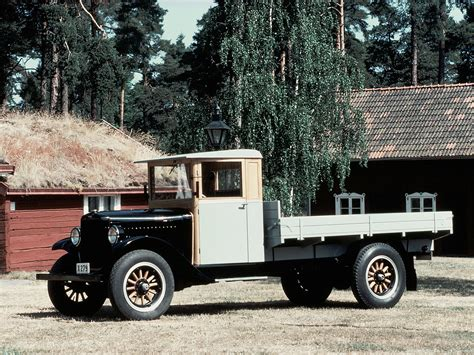 volvo truck series 1929 volvo truck series 3 pickup retro wallpaper