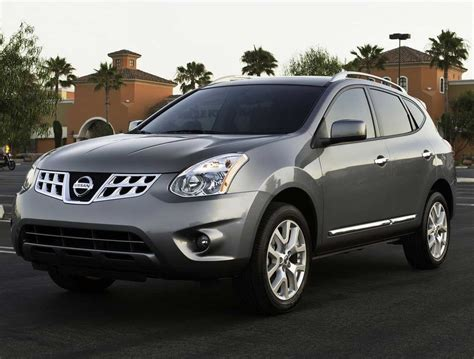 2011 Nissan Rogue S Fwd Nissan Colors