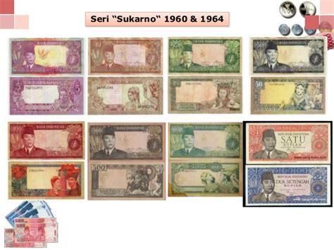 Kertas Segel Tahun 1959 1961 1975 1979 1980 sejarah uang