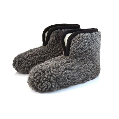 sheep wool slippers buy s merino sheep s wool slippers boots