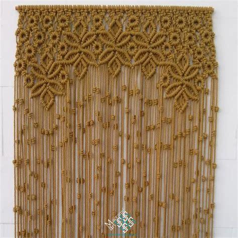 cortinas tejidas m 225 s de 25 ideas incre 237 bles sobre cortinas tejidas en