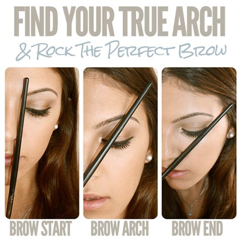 How To Arch Eyebrows At Home by 21 Changing Makeup Tips That Every Must