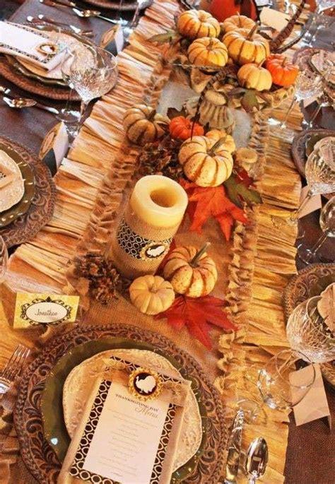 apparecchiare tavola autunnale apprecchiare la tavola in autunno foto design mag