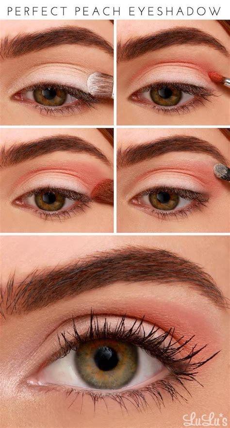 tutorial eyeshadow wardah seri n 17 mejores ideas sobre paletas de color melocot 243 n en