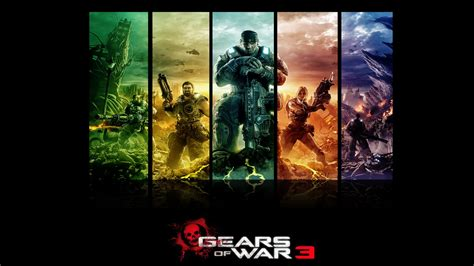 imagenes para fondo de pantalla de gears of war 3 73 gears of war 3 fondos de pantalla hd fondos de