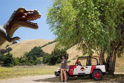 jurassic park jeep jk jurassic park jeep owner s experience is one to remember