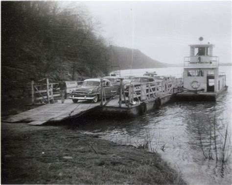ferry boat kentucky ferry boat from brandenburg ky to mauckport in during the