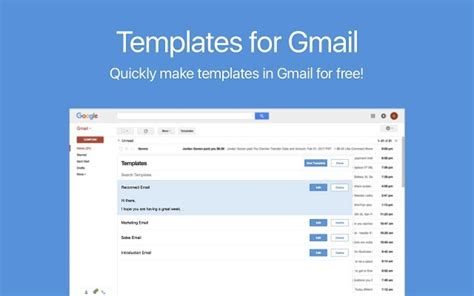 templates for gmail una herramienta gratuita para crear y personalizar