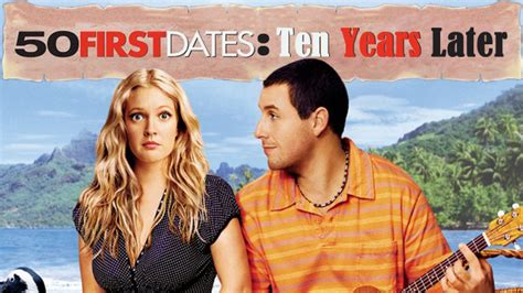 first date for 50 year olds ten years later 50 first dates