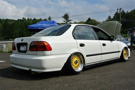 Fogl Ferio Civic 96 98 Yellow ek civic bbs rs zone