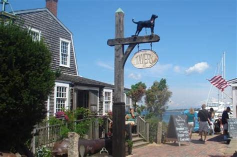 black marthas vineyard the black tavern offers breakfast lunch and dinner not just t shirts