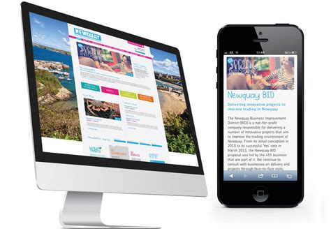 bid uk newquay bid print web design oracle design