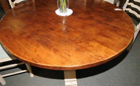 round farmhouse painted kitchen dining table oak round farmhouse painted kitchen dining table oak ebay